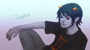 Sollux by GuppyBlue