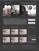 Dental micro site by JD-RoX