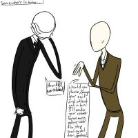 Slender and Trender by darklord64
