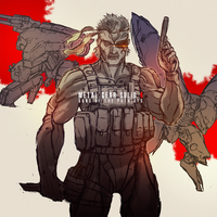MGS4 by IZZARCHRON