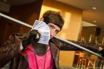 X-Men - Gambit (LBCC 2012) by BrianFloresPhoto