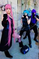Vocaloid - Cyber Trio by xRika89x