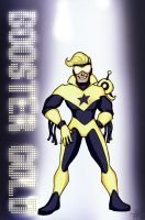 Booster Gold by ZlayerOne