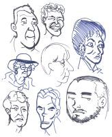 Old People are fun to draw by TeeSquar3