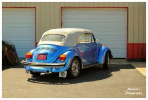 VW Beetle Convertible by TheMan268