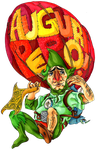 Tingle for Pepo - Twilight Princess-inspired style by Skull-the-Kid