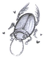 Lil Scarab by Kna