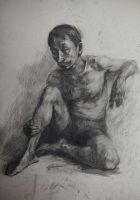 A man by songiang