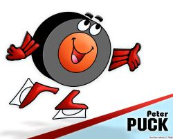 Peter Puck Returns by RedStarMedia