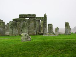 Stonehenge [2] by psychedelicMage