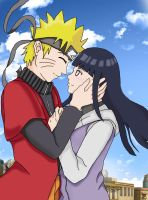 NaruHina by SweetnChicBaby