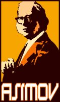 OBEY THE THREE ASIMOV by WhatsYourBOZO