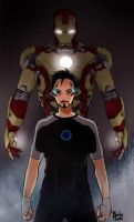 ironman threeeeee by MachoMachi
