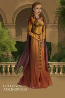 Illera of House Uller by DaenatheDefiant