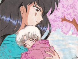 Daughter of Sesshomaru. by SEIROTH