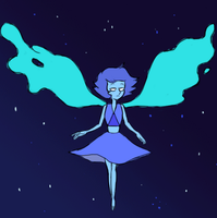 Lapis WIP by outlandishgreen