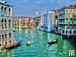 A Sweet Romantic Day | Venezia by Ragnarokkr79