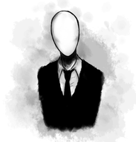 Slender Man by Shu-bie