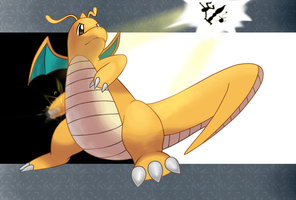 149 - Dragonite by nganlamsong
