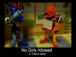 No Girls Allowed by Toa-Nidhiki