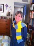 UCLA scarf by IanM