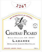 Chateau Picard Label by CmdrKerner