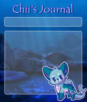 .:Journal Skin Commission:. JawsOfChii by Korollily
