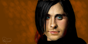 Jared Leto by shvau4