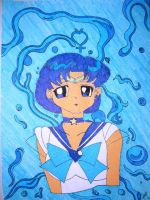 sailor mercury and zoisite  Super Sailor M...