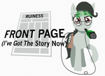 Front Page by Pedantia