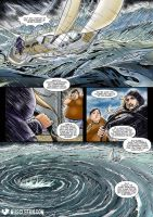 Page 01 - Schooner The Sailor Girl by muscle-fan-comics