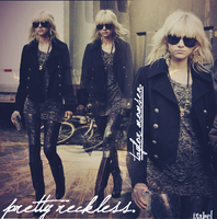 pretty reckless - taylor m. by isabelismenchie