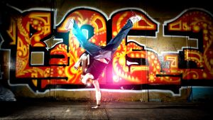 Hiphop Style Wallpaper by Synaide