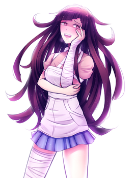 SDR2 - Mikan Tsumiki sketch by Nordlige-Oyene