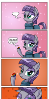 Maud Pie Reviews: Rainbow Rocks by Daniel-SG