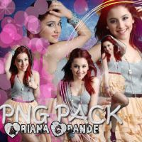 Ariana Grande Png Pack by leiny27