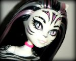 Snowphie Tiger - Pink Ribbon Edition by kalavista