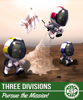 KSP: A Division of Labor (Print ver.) by RS200GroupB