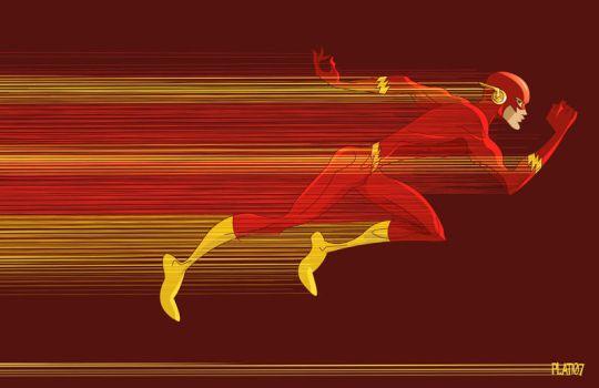 The Flash by NunoPlati