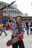Ash - This is my Boomstick - MCM Expo by x-Montsegur-x