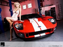 Ford GT 1 :: Vision Haus by VisionHaus