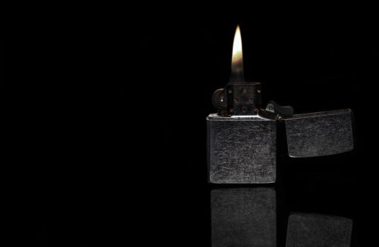 Zippo by AarupPhotography