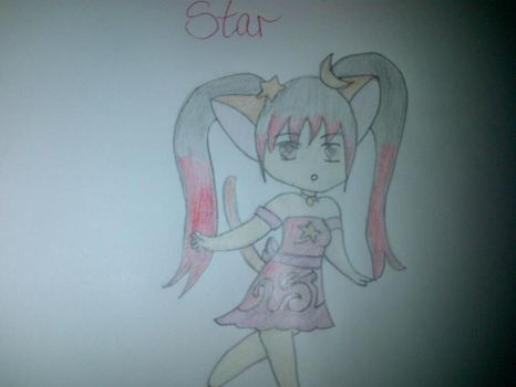 Star My Shugo Chara by moonfire12