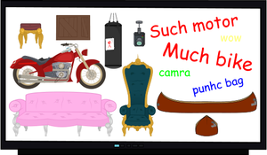 Cameras, Canoes and Motorbikes by Princess-Toejam