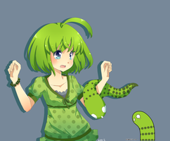 Oh look another Eel by Demon-Child-Ezri