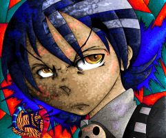 Death The Kid -Soul Eater by TheTigerMaster
