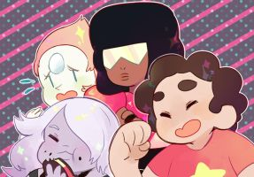 Steven Universe by Tomoji