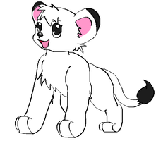 Kimba The White Lion by EeveeOfDoom