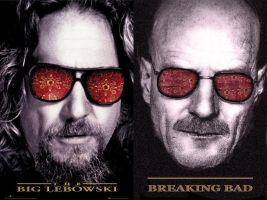 BreakingBad-TheBigLebowski by MekareMadness