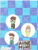 Alone at Home by KlueLezz